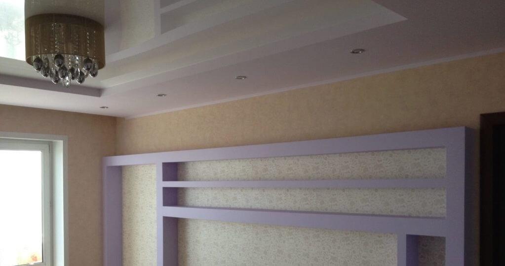 Монтаж натяжного потолка на 5-ой Кордной